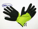 Латекс из пеноматериала рабочие перчатки для установки вне помещений