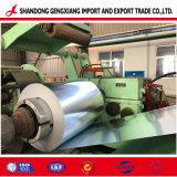 Faixa Cold-Rolled Chapa de aço galvanizado em rolos com alta qualidade