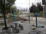 Equipo al aire libre de la aptitud, para el parque