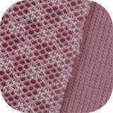 A1669 100% полиэстер Tricot отверстие воздуха сэндвич сетчатый материал