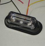 Color bianco LED Warning Head Light (bianco di SL623-S)