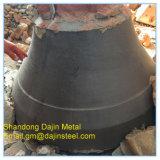 콘 쇄석기 착용 및 한가한 부품 사발 강선 및 맨틀