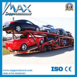 Tri-Axle Two Layers Car Transporter Trailer