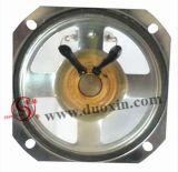 Dxyd77n-19f-8A-F 8ohm 5W 77mm Cone de plástico condutor de alto-falante à prova d'água