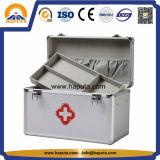 Casos de primeros auxilios impermeables Caso médico de emergencia de aluminio (HMC-1009)