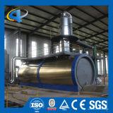 Équipement de distillation d'huile pour moteurs à déchets