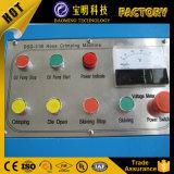 Marcação de borracha de pequeno diâmetro hidráulico de borracha de alta pressão máquinas de crimpagem