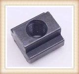Китай высокого качества с метрической резьбой T-прорезь гайки с черной металлургии
