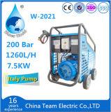 Pinsel-Bewegungshochdruckunterlegscheibe-Waschmaschine