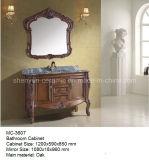 洗面器(MC-3602)が付いている浴室の家具の浴室用キャビネット