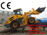 Tipo de Haiqin carregador articulado 2.0 toneladas da roda (HQ920) com Ce