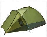 Pali di alluminio impermeabilizzano la tenda per Backpacking