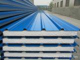 Панель стены сандвича пены конструкции стальная для Prefab дома/строительного материала