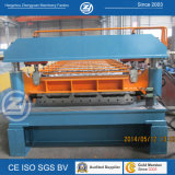 China galvaniseerde het Broodje van het Dak van het Metaal Vormt Machine