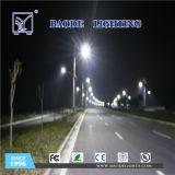 luz de rua solar da bateria de lítio 90W de 9m