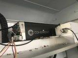 máquina de marcação a laser de CO2 voando para encolher etiquetas