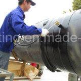 PE A fita de embalagem retrátil para Tubo de Aço de Gases de óleo