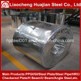 Le prix du zinc a enduit la bobine en acier galvanisée plongée par /Hot de bobine en métal