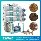 広く適当な浮遊魚の供給の餌機械