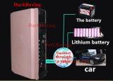 côté universel de pouvoir de menu de batterie d'ordinateur portatif de chargeur mobile du véhicule 70000mAh