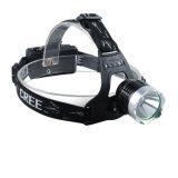 Phare rechargeable lumineux élevé du CREE T6 DEL DEL