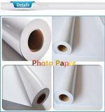 Foto de papel para inyección de tinta y papel fotográfico RC