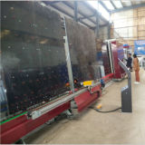 Máquina de cristal de calidad superior del estirador del lacre de la doble vidriera