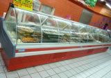 Boucherie Shop desservent plus de réfrigérateurs
