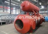 Промышленных отходов тепла ТЭЦ (тип оболочки)
