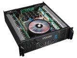 amplificador audio del poder más elevado de la etapa profesional 2u (CA+6)