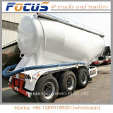2개의 차축 3 차축은 트레일러 판매를 위한 시멘트 탱크 수송 운반대 반 크게 한다