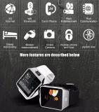 3G imperméabilisent la montre intelligente avec Bluetooth et la surveillance de la santé Qw09