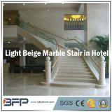 Populaire Opgepoetste Marmeren Treden voor Hotel/de Hal/de Vloer/Upstair van de Villa