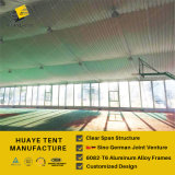 Broad air-Conditioned 40X100m Tent Vent