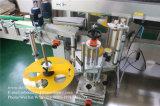 Automaitc adhesivo delantero de la botella de dos de la máquina de etiquetado Sdies Volver