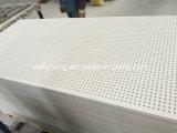 С круглым отверстием акустические материалы перфорированные панели MGO