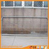 Cancello rurale galvanizzato dell'azienda agricola del TUFFO caldo per le pecore