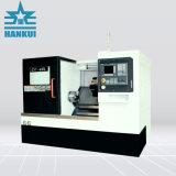 Машина Lathe CNC изготавливания Ck40 Китая горизонтальная