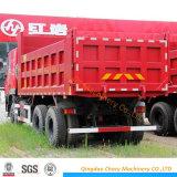 Hongyan 6X4 340HPのダンプトラック