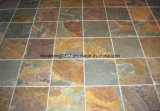 Ржавые шифера, керамической плитки, каменной, стены, пол, Найджелом Пэйвером плитки