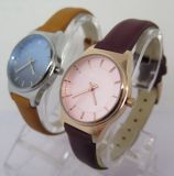 New Style Mode Women's Gift Alloy Montre à quartz à poignet