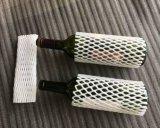 С возможностью расширения пены стеклянной бутылки вина упаковки защитную втулку устройства обвязки сеткой