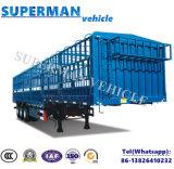 3 محور العجلة [سد ولّ] شحن [غوسنك] [سمي] شاحنة مقطورة لأنّ شحن