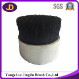 Black White Grey Pure Pig Boiled Bristle