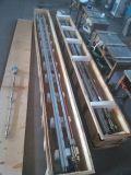 Indicatore di livello tubolare di vetro organico