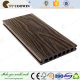 De houten Plastic Samengestelde Bevloering van Decking WPC van de Tuin