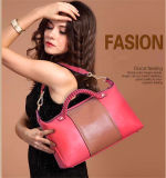 Top di cuoio delle signore Vanity Leather Bag professionale Bag Produttore a Shenzhen in Cina Genuine Leather Bag Fornire