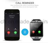 2017 de Nieuwste Telefoon van het Horloge van de Camera Slimme met SIM kaart-Groef Q18