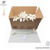 Ap de l'Aromathérapie les raccords d'huile volatile de fleurs séchées en rotin Sola Sakura 8pcs/boîte