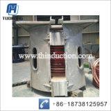 Al van het Koper van het Ijzer van het staal de Middelgrote het Verwarmen van de Frequentie Smeltende Oven van de Inductie